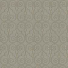 Quartz Scrollwork Drapery and Upholstery Fabric by Stroheim