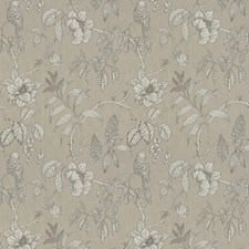Nutmeg Animal Drapery and Upholstery Fabric by Vervain