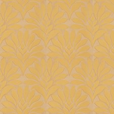 Citrus Damask Drapery and Upholstery Fabric by Fabricut