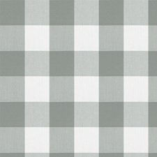Grey Check Drapery and Upholstery Fabric by Fabricut