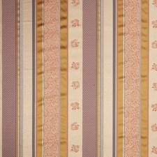 Cinnamom Stone Stripes Drapery and Upholstery Fabric by Fabricut