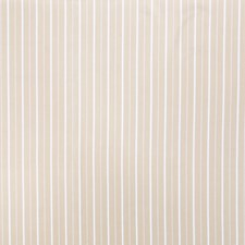 Oatmeal Stripes Drapery and Upholstery Fabric by Fabricut