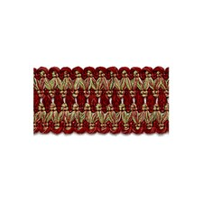 Borghese Red Trim by Robert Allen