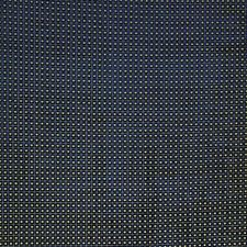 Blue Solid W Drapery and Upholstery Fabric by G P & J Baker