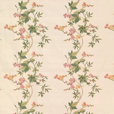 Quartz Embroidery Drapery and Upholstery Fabric by Vervain