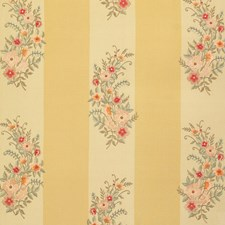 Harvest Embroidery Drapery and Upholstery Fabric by Vervain