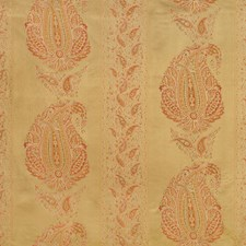 Humus Paisley Drapery and Upholstery Fabric by Vervain