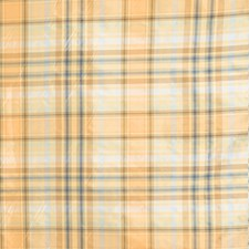 Blue Topaz Check Drapery and Upholstery Fabric by Vervain