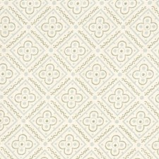 Aquaglace Print Pattern Drapery and Upholstery Fabric by Vervain