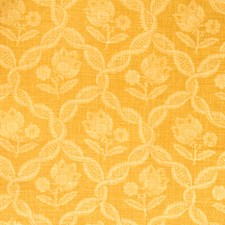 Honeysuckle Floral Drapery and Upholstery Fabric by Vervain