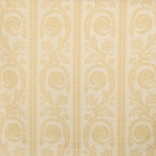Gold Stripes Drapery and Upholstery Fabric by Vervain