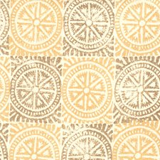 Gold/Grey Geometric Drapery and Upholstery Fabric by Vervain