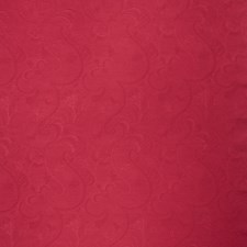 Scarlet Paisley Drapery and Upholstery Fabric by Stroheim