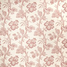 Cherry Blossom Floral Drapery and Upholstery Fabric by Stroheim