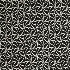 Licorice Contemporary Drapery and Upholstery Fabric by Stroheim