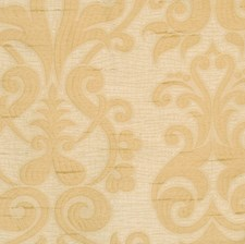 Cashew Jacquard Pattern Drapery and Upholstery Fabric by Trend