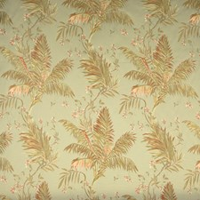 Spring Tropical Drapery and Upholstery Fabric by Trend