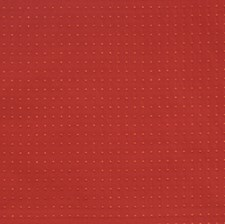 Red Small Scale Woven Drapery and Upholstery Fabric by Trend