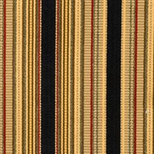 Noir Stripes Drapery and Upholstery Fabric by Trend
