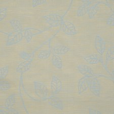 Cloud Geometric Drapery and Upholstery Fabric by Trend