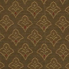 Khaki Drapery and Upholstery Fabric by Robert Allen/Duralee