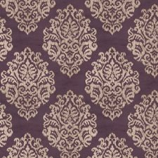 Amethyst Jacquard Pattern Drapery and Upholstery Fabric by Fabricut