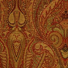 Sienna Drapery and Upholstery Fabric by RM Coco