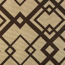 Deity Brown Drapery and Upholstery Fabric by B. Berger