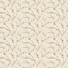 Goldleaf Embroidery Drapery and Upholstery Fabric by Fabricut