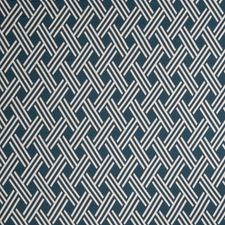 Cerulean Lattice Drapery and Upholstery Fabric by Fabricut