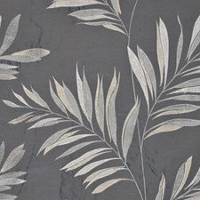 Blue Slate Drapery and Upholstery Fabric by RM Coco