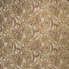 Sorbet Paisley Drapery and Upholstery Fabric by Fabricut