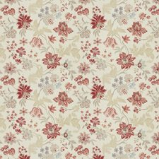 Rose Floral Drapery and Upholstery Fabric by Trend