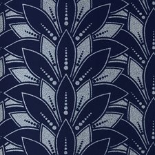 Midnight Drapery and Upholstery Fabric by Maxwell