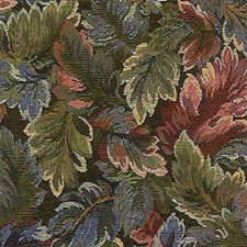 Green/Rust Tapestry Drapery and Upholstery Fabric by Kravet