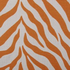 Carrot Animal Skins Drapery and Upholstery Fabric by Duralee
