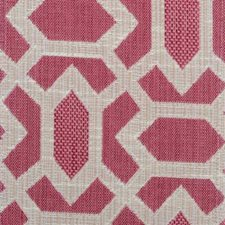 Azalea Geometric Drapery and Upholstery Fabric by Duralee