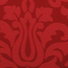 Rose Damask Drapery and Upholstery Fabric by Duralee