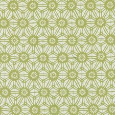 Spring Green Abstract Drapery and Upholstery Fabric by Duralee