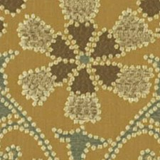 Golden Teal Drapery and Upholstery Fabric by Beacon Hill
