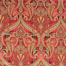 Reds/Pink Drapery and Upholstery Fabric by Scalamandre