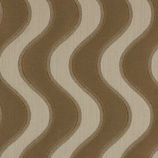 Teak Drapery and Upholstery Fabric by Robert Allen