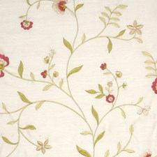 Cream Drapery and Upholstery Fabric by Robert Allen