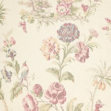 Bloom Drapery and Upholstery Fabric by Scalamandre