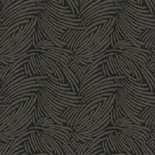 Black/Beige Modern Drapery and Upholstery Fabric by Kravet