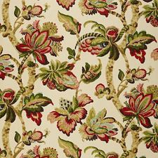 Bloom Drapery and Upholstery Fabric by Schumacher