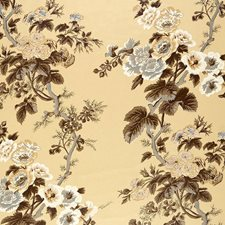 Tobacco Drapery and Upholstery Fabric by Schumacher