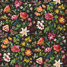 Night Garden Drapery and Upholstery Fabric by Schumacher