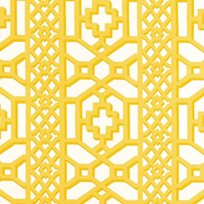 Canary Drapery and Upholstery Fabric by Schumacher