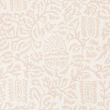 Blush Drapery and Upholstery Fabric by Schumacher